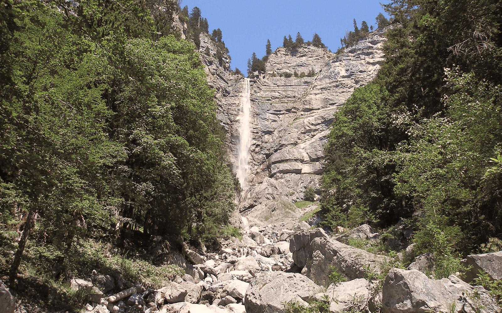 Mason Wasserfall