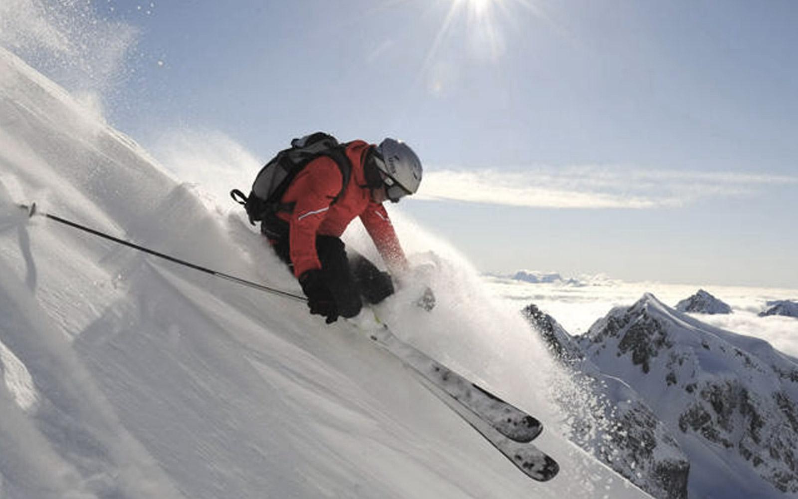 Arlberg Skigebiet