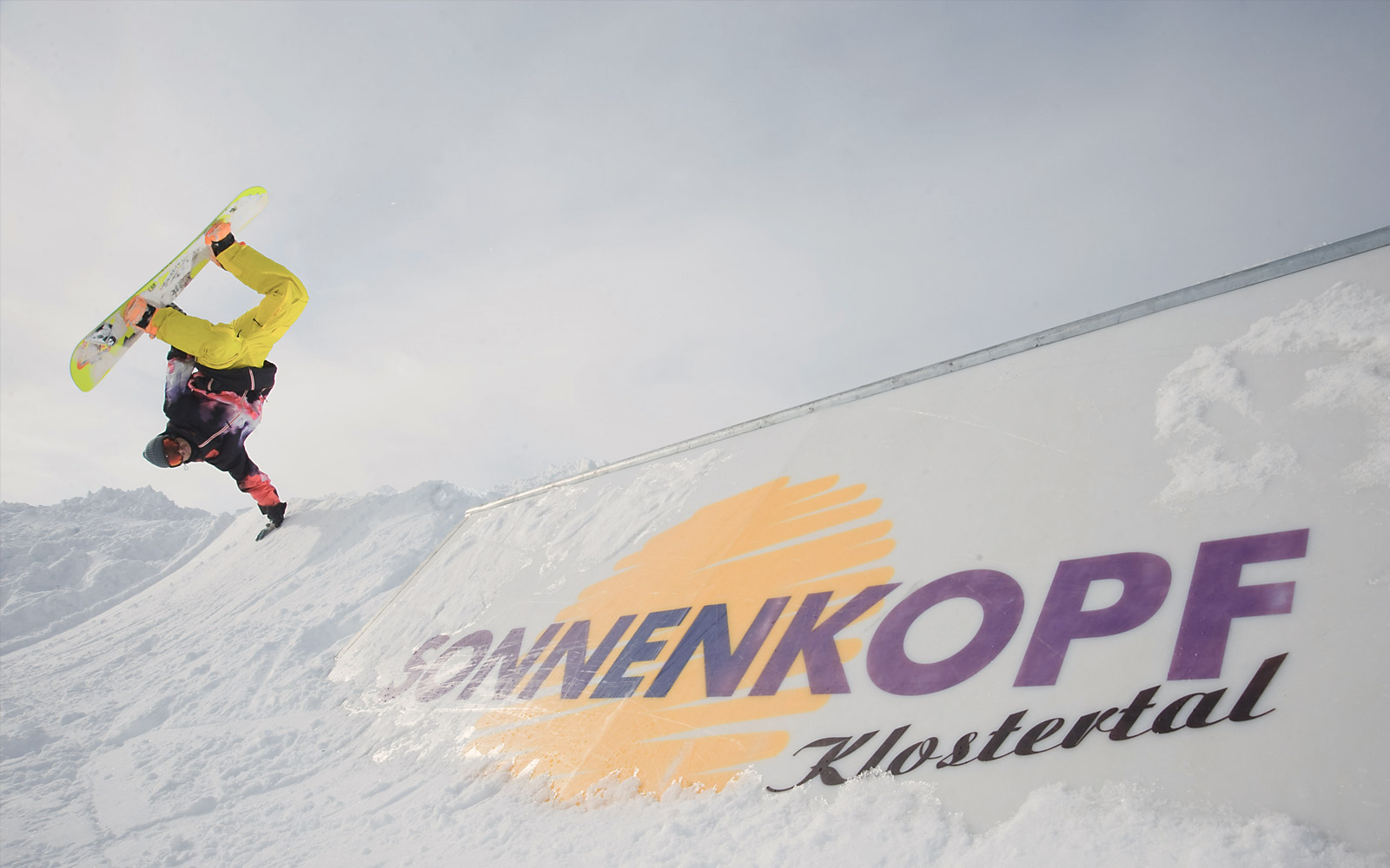 Sonnenkopf Skigebiet