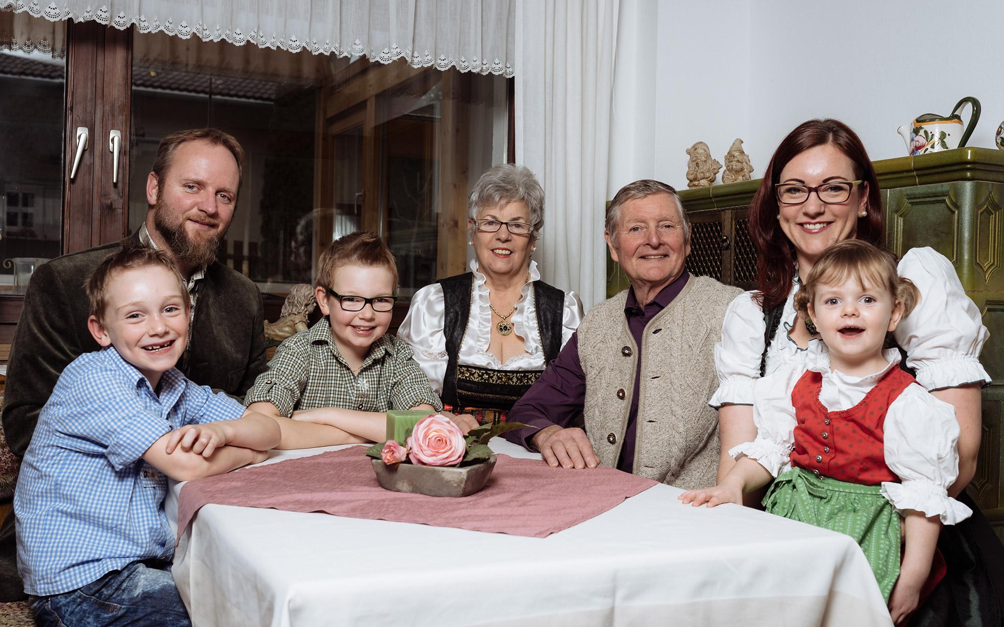 Haus Mason Familie Würbel